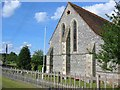 SP9705 : C of E Church at Ashley Green by Jack Hill