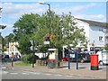 TQ0090 : Street Scene Chalfont St Peter by Jack Hill