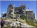 SW5129 : Another view on the Castle of St.Michaels Mount by andy