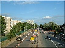 SU4611 : Bursledon Road, Southampton by GaryReggae