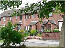 SE3633 : Houses in Colton Village Estate by Rob Burke