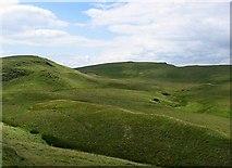 NS4677 : Fynloch Hill by Richard Webb