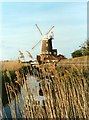 TG0444 : Cley Windmill by Ian Lavender