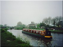 ST9961 : Kennet and Avon Canal Locks, Devizes by David Stowell