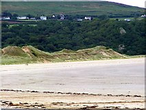 SS5087 : Dunes, Oxwich Burrows by Tim Sargeant