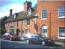 TL9762 : Swan Inn, The Street, Woolpit. by Noel Foster