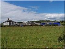 NS2274 : Flatterton Farm by william craig