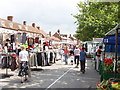 SP7005 : Thame Market by David Hawgood