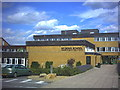 TQ3063 : Wilson's School, Mollison Drive, Roundshaw. by Noel Foster