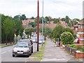 SP0795 : Shady Lane, Old Oscott by Adrian Bailey