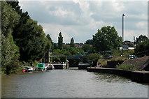 ST6172 : Netham lock. by Martyn Pattison