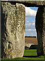 SU1242 : Through the Stones: Stonehenge by Pam Brophy