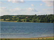 SK8908 : Rutland Water by Kate Jewell