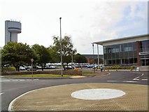 SJ5783 : Daresbury Laboratories by Roger May