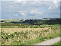 TQ2708 : View from first car park on Devil's Dyke Road by Nigel Freeman