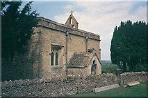 SP3220 : All Saints Church, Shorthampton by SA Mathieson