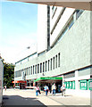 TQ4069 : Bromley Central Library and Churchill Theatre by Philip Talmage