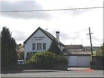 SJ2166 : Post office at Rhydymwyn by Dot Potter