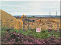 SE0738 : Midgeham Cliff End quarry by David Spencer