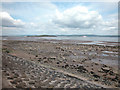 NT2077 : Foreshore looking to Cramond Island by Dennis Turner