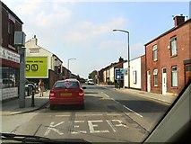 SJ9596 : Cross Roads by Roger May