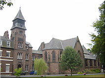 SJ4088 : Bishop Eton Monastery , Woolton by Sue Adair
