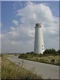 SJ2591 : Leasowe Lighthouse by Sue Adair