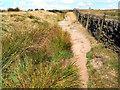 SE0631 : Back Lane, near Ogden by David Spencer