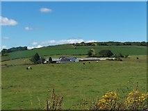NS3371 : Pennytersal Farm by william craig