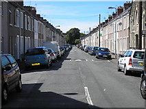 ST1577 : Ethel street, Canton, Cardiff by Steve Chapple