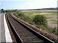SW5436 : Lelant Saltings railway station by Jim Champion