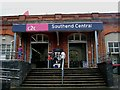 TQ8885 : Southend Central by Glyn Baker