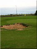 TQ3403 : Miniature Golf Course, Roedean, Brighton by Simon Carey