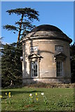 SO8844 : The Rotunda at Croome Landscape Park by Philip Halling