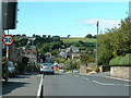 SD6730 : Lammack Road and Barker Lane by Chris Shaw