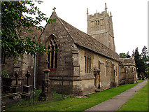 ST8179 : St Mary's of Nettleton by Pam Brophy