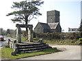 SN2008 : Marros Church and War Memorial by Humphrey Bolton