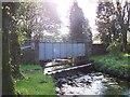 NS3666 : Bridge in Quarriers Village by william craig