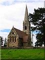 TA0145 : St. Leonards, Scorborough by Stephen Horncastle