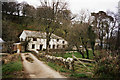 SX2483 : Laneast: Gimblett's Mill by Martin Bodman