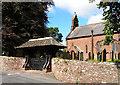 NY0703 : Parish Church, Gosforth by Nigel Monckton