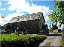 SX0257 : Rescorla Chapel, near St. Austell , Cornwall by bernard may