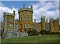 SK8133 : Belvoir Castle by Christine Matthews