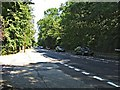 TQ2797 : Cockfosters Road looking North by Christine Matthews