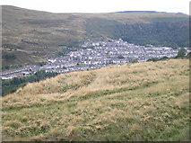 ST0096 : Ferndale, Rhondda Valley by Steve Chapple