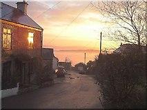 SX0257 : Rescorla, Cornwall by bernard may