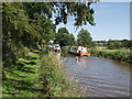 SJ5244 : Shropshire Union Canal at Land of Canaan by John Haynes