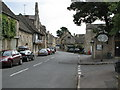 SP1114 : Northleach High Street by Nick W