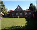 TQ4364 : Farnborough Methodist Church BR6 by Philip Talmage