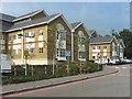 TQ2396 : Barnet Hospital, Wellhouse Lane, Chipping Barnet by Christine Matthews